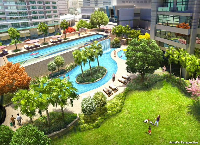 Garden Towers Makati - Ayala Land Premier Homes